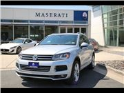 2014 Volkswagen Touareg for sale in Sterling, Virginia 20166