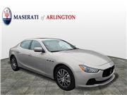 2014 Maserati Ghibli for sale in Sterling, Virginia 20166