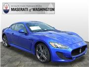 2017 Maserati GranTurismo for sale in Sterling, Virginia 20166