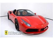 2017 Ferrari 488 Spider for sale in Houston, Texas 77057