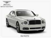 2018 Bentley Mulsanne for sale on GoCars.org
