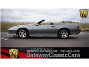 1989 Chevrolet Camaro for sale in Englewood, Colorado 80112