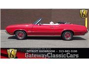 1972 Oldsmobile Cutlass for sale in Dearborn, Michigan 48120