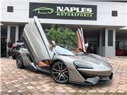2017 McLaren 570GT for sale in Naples, Florida 34104