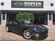 2006 Aston Martin Vanquish S for sale in Naples, Florida 34104