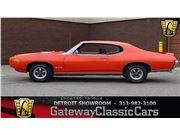 1969 Pontiac GTO for sale in Dearborn, Michigan 48120