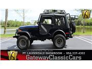 1975 Jeep CJ5 for sale in Coral Springs, Florida 33065