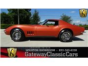 1968 Chevrolet Corvette for sale in Houston, Texas 77090