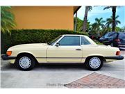 1988 Mercedes-Benz 560SL for sale on GoCars.org