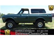 1972 Chevrolet Blazer for sale in Memphis, Indiana 47143
