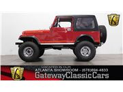 1986 Jeep CJ7 for sale in Alpharetta, Georgia 30005
