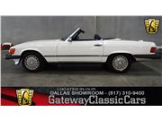 1988 Mercedes-Benz 560SL for sale in DFW Airport, Texas 76051