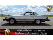 1980 Mercedes-Benz 450SL for sale in Ruskin, Florida 33570