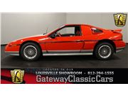 1986 Pontiac Fiero for sale in Memphis, Indiana 47143