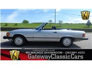1987 Mercedes-Benz 560SL for sale in Kenosha, Wisconsin 53144