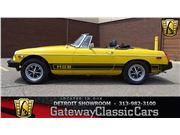 1979 MG MGB for sale in Dearborn, Michigan 48120