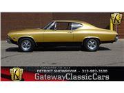 1968 Chevrolet Chevelle SS for sale in Dearborn, Michigan 48120