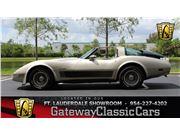 1982 Chevrolet Corvette for sale in Coral Springs, Florida 33065