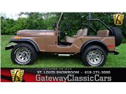 1973 Jeep CJ5 for sale in OFallon, Illinois 62269