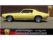 1972 Chevrolet Camaro for sale in Dearborn, Michigan 48120