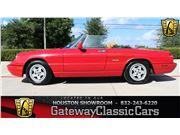 1991 Alfa Romeo Spider for sale in Houston, Texas 77090