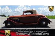 1934 Ford Cabriolet for sale in Ruskin, Florida 33570