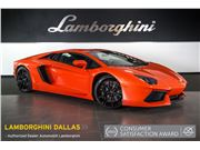 2015 Lamborghini Aventador for sale in Richardson, Texas 75080