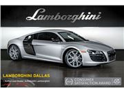 2012 Audi R8 for sale in Richardson, Texas 75080