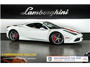 2015 Ferrari 458 Italia Speciale for sale in Richardson, Texas 75080