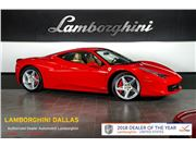 2012 Ferrari 458 Italia for sale in Richardson, Texas 75080
