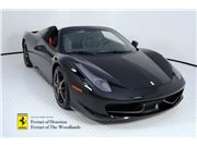 2013 Ferrari 458 Spider for sale in Houston, Texas 77057