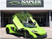 2016 McLaren 675LT Spider for sale in Naples, Florida 34104