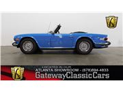 1974 Triumph TR6 for sale in Alpharetta, Georgia 30005