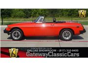1980 MG B for sale in DFW Airport, Texas 76051