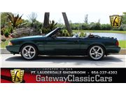 1992 Ford Mustang for sale in Coral Springs, Florida 33065