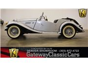 1954 MG TF for sale in Englewood, Colorado 80112
