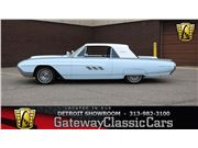 1963 Ford Thunderbird for sale in Dearborn, Michigan 48120