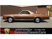 1974 Chevrolet El Camino for sale in Dearborn, Michigan 48120