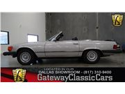 1980 Mercedes-Benz 450SL for sale in DFW Airport, Texas 76051