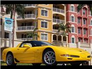 2002 Chevrolet Corvette Z06 for sale in Naples, Florida 34104