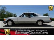 1987 Mercedes-Benz 560SEC for sale in Houston, Texas 77090