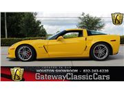 2009 Chevrolet Corvette for sale in Houston, Texas 77090