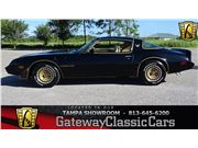 1981 Pontiac Firebird for sale in Ruskin, Florida 33570