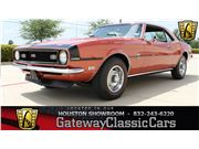 1968 Chevrolet Camaro for sale in Houston, Texas 77090