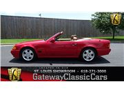 1992 Mercedes-Benz 500SL for sale in OFallon, Illinois 62269