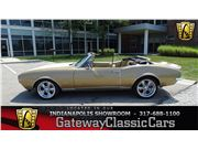 1967 Chevrolet Camaro for sale in Indianapolis, Indiana 46268