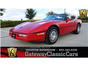1986 Chevrolet Corvette for sale in Houston, Texas 77090