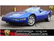 1994 Chevrolet Corvette for sale in Dearborn, Michigan 48120