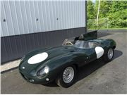 1955 Jaguar D-Type for sale in Los Angeles, California 90063