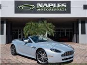 2010 Aston Martin Vantage Roadster for sale in Naples, Florida 34104